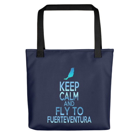 Fuerteventura Tasche - Keep Calm And Fly To Fuerteventura