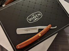 Load image into Gallery viewer, BE SHAVEN: STRAIGHT RAZOR