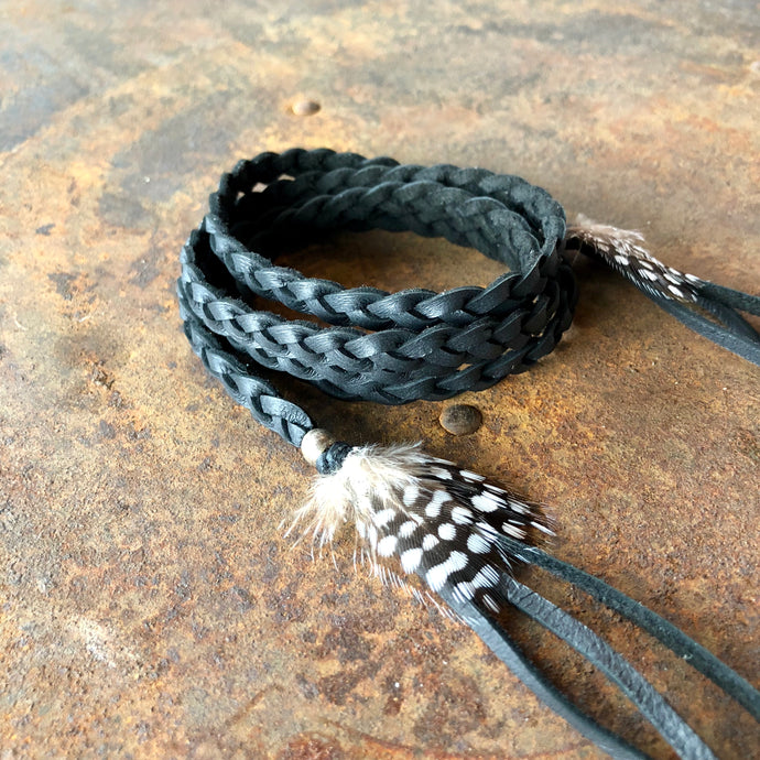 LEATHER WRAP ACCESSORY