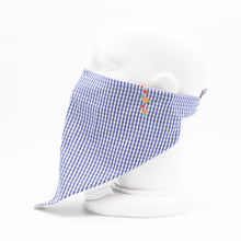 Load image into Gallery viewer, MASKDANNA CALI POPPY O'GINGHAM