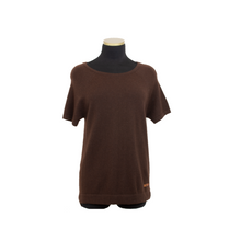 Load image into Gallery viewer, MANHATTAN CASHMERE TEE BEVA