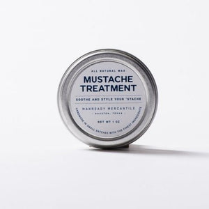 MUSTACHE TREATMENT