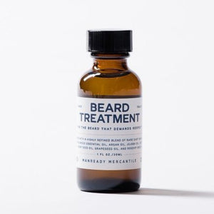 BEARD TREATMENT