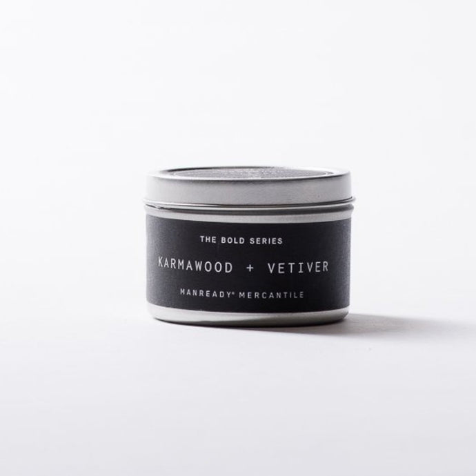 TRAVEL SIZE BOLD SERIES CANDLE - Geranium + currant