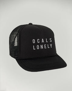 "LONE WOLFS ""OCALS LONELY""  hat"