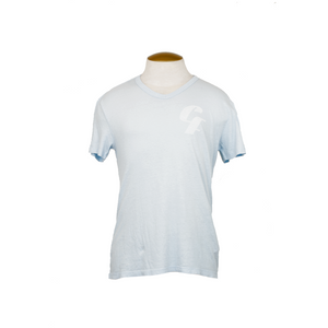 MEN'S TOLEDO TEE LIGHT BLUE