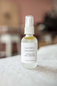 SACRED SMUDGE SPRAY