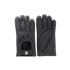 WOMENS MOTO GLOVE BLACK