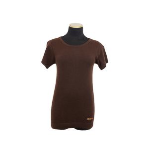 HOLLYWOOD CASHMERE TEE BEVA