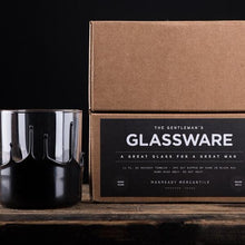 Load image into Gallery viewer, THE GENTLEMAN'S GLASSWARE - WAX DIPPED WHISKEY GLASSES