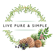 Live Pure & Simple logo