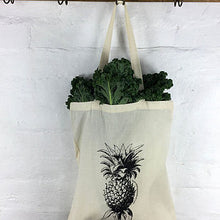 Apple Green Duck Calico Bag - Gourmet - Live Pure and Simple