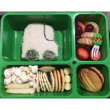 Go Green Medium Lunch Box - Live Pure and Simple