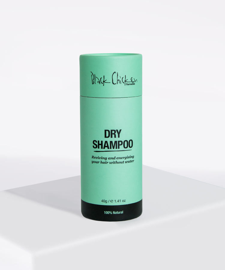 Black Chicken Dry Shampoo - Live Pure and Simple