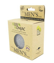 KUU Konjac Gentlemen's Sponge - Live Pure and Simple