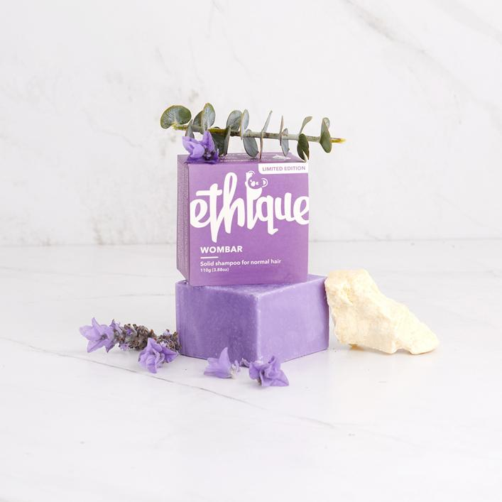 Ethique - Wombar -Shampoo Bar for Normal Hair