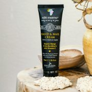 Eco by Sonya Hand & Nail Cream for Rafiki Mwema - Live Pure and Simple