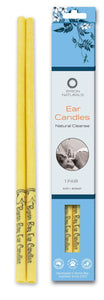 Byron Bay Naturals Ear Candles 1 pair - Live Pure and Simple