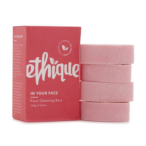 Ethique - In Your Face - Face Cleanser for Oily-Normal skin - Live Pure and Simple