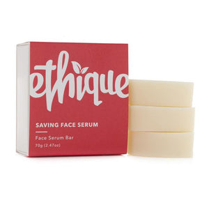 Ethique - Saving Face Serum - Potent Face Serum for Normal to Dry Skin - Live Pure and Simple