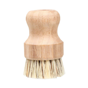 Go Bamboo Veggie Brush - Live Pure and Simple