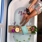 Eco by Sonya Coconut Mint Body Wash - Live Pure and Simple