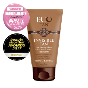 Eco Tan Invisible Tan - Live Pure and Simple