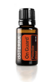 doTERRA On Guard - Protective Blend - Live Pure and Simple