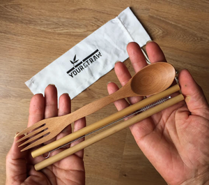 Your Set (Yourstraw ➕Yourspork) - Live Pure and Simple