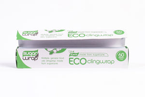 SugarWrap Eco Clingwrap 60m - Live Pure and Simple