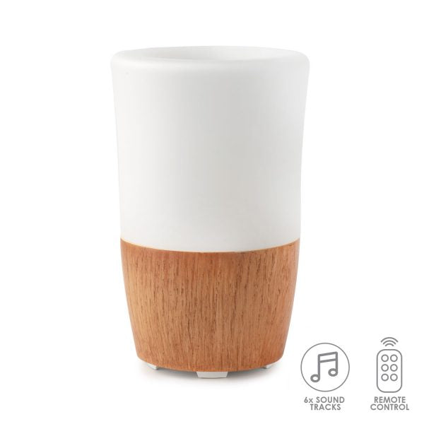 Lively Living Aroma-Sound Diffuser