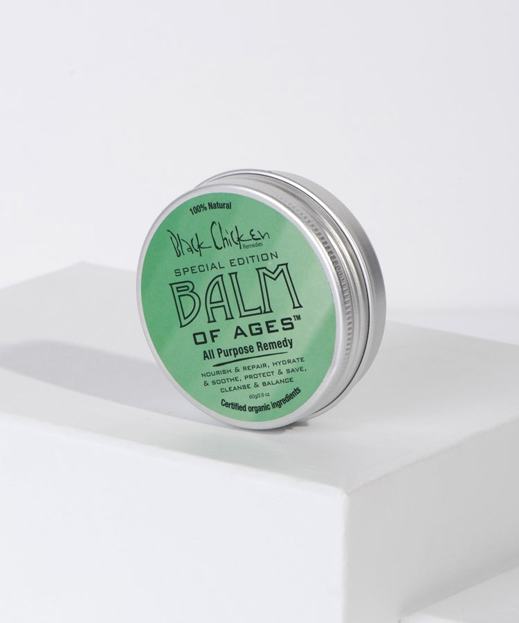 Black Chicken Balm of Ages - Live Pure and Simple