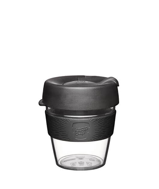 KeepCup Original - Clear Edition 8oz - Live Pure and Simple