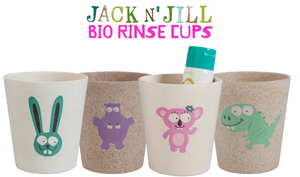 Jack N' Jill Rinse Cup - Live Pure and Simple