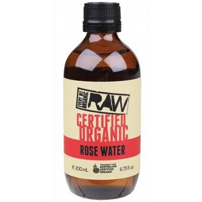 RAW Rose Water 200ml