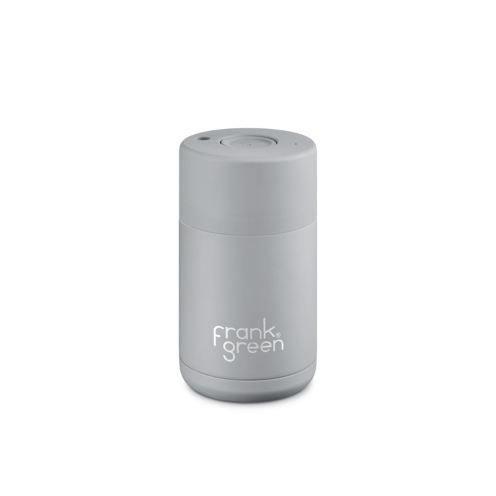 Frank Green Ceramic Reusable Cup 295ml - Live Pure and Simple