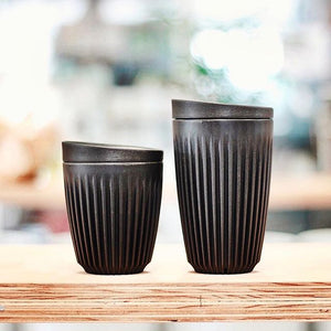 Huskee Reusable Coffee Cup - Live Pure and Simple