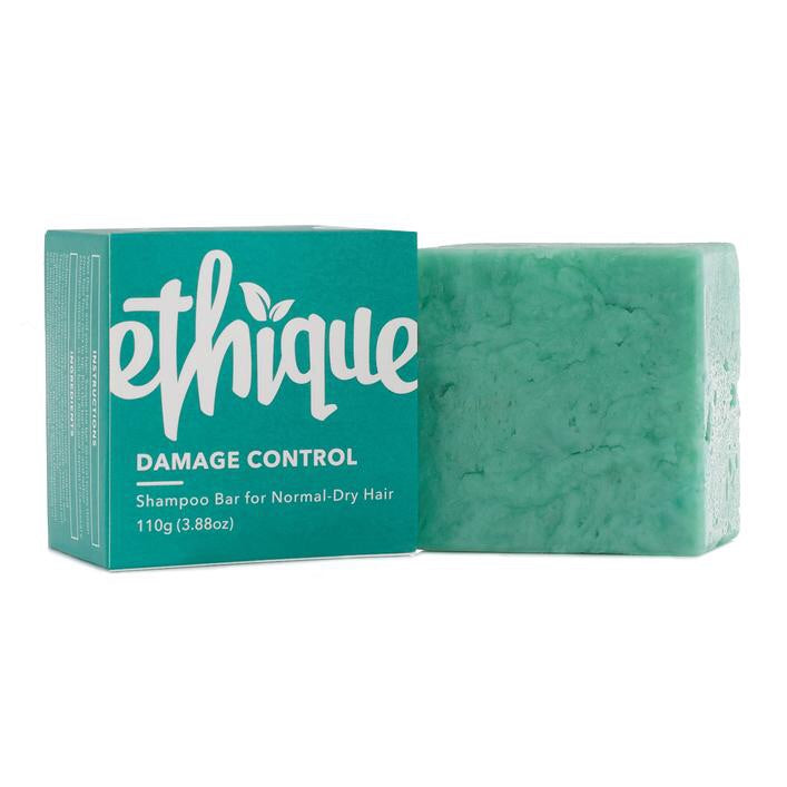 Ethique - Damage Control - Shampoo for Normal - Dry Hair - Live Pure and Simple