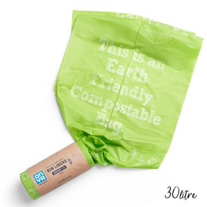 ONYA Compostable Bin Liners - Various Sizes - Live Pure and Simple