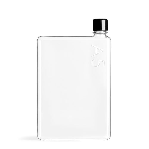 A5 memobottle - 750mL - Live Pure and Simple