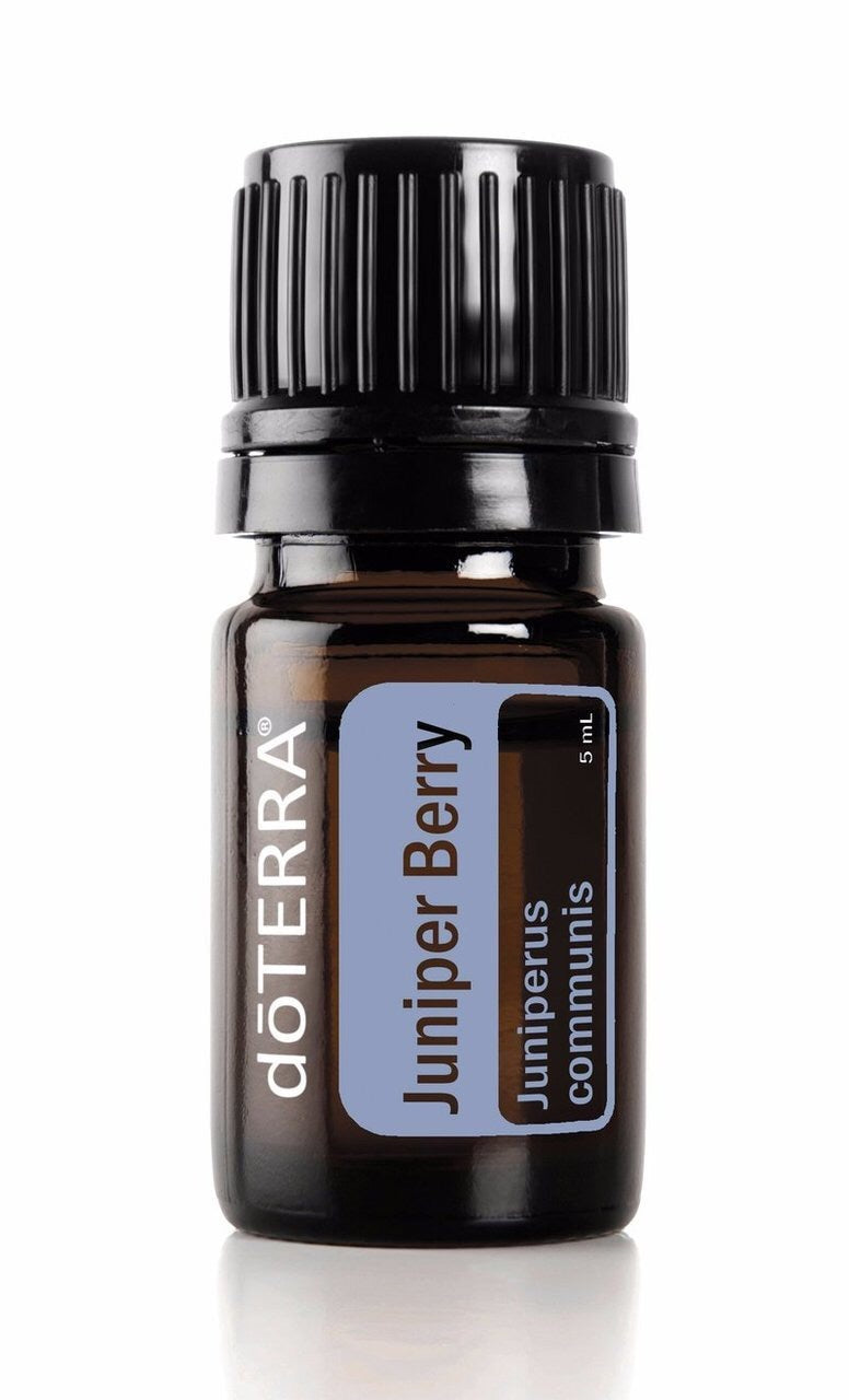 Juniper Berry Essential Oil - Live Pure and Simple