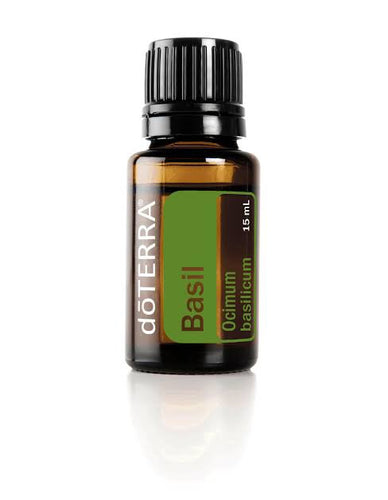 Basil Essential Oil - Live Pure and Simple