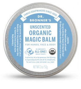 Dr. Bronner's Organic Magic Balm - Unscented - 57g - Live Pure and Simple