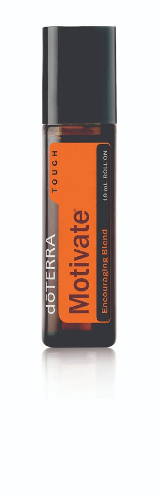 Motivate Touch - Encouraging Blend - Live Pure and Simple