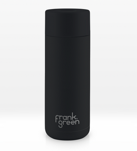 Frank Green - Stainless Steel Reusable Bottle - 20oz / 595mL - Live Pure and Simple