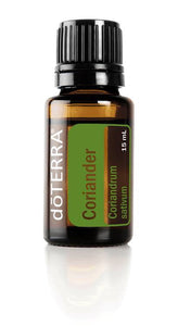 Coriander Essential Oil - Live Pure and Simple
