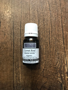 Leonardi Laboratories Carrot Seed 100% Pure Essential Oil - Live Pure and Simple
