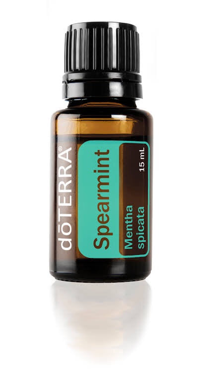 Spearmint Essential Oil - Live Pure and Simple