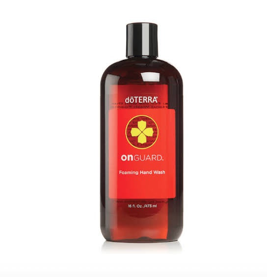 On Guard Foaming Handwash - Live Pure and Simple