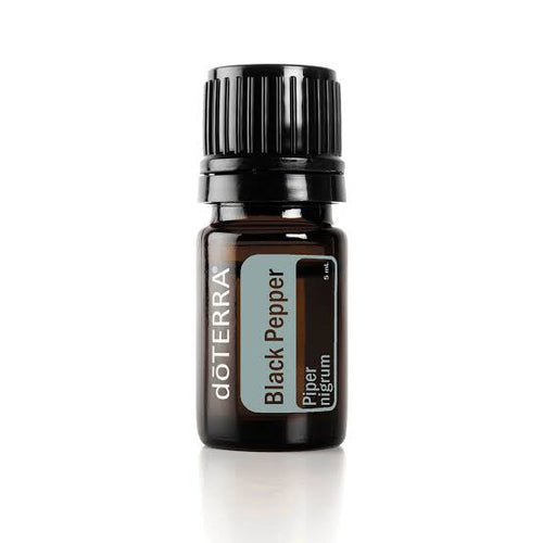 Black Pepper Essential Oil - Live Pure and Simple